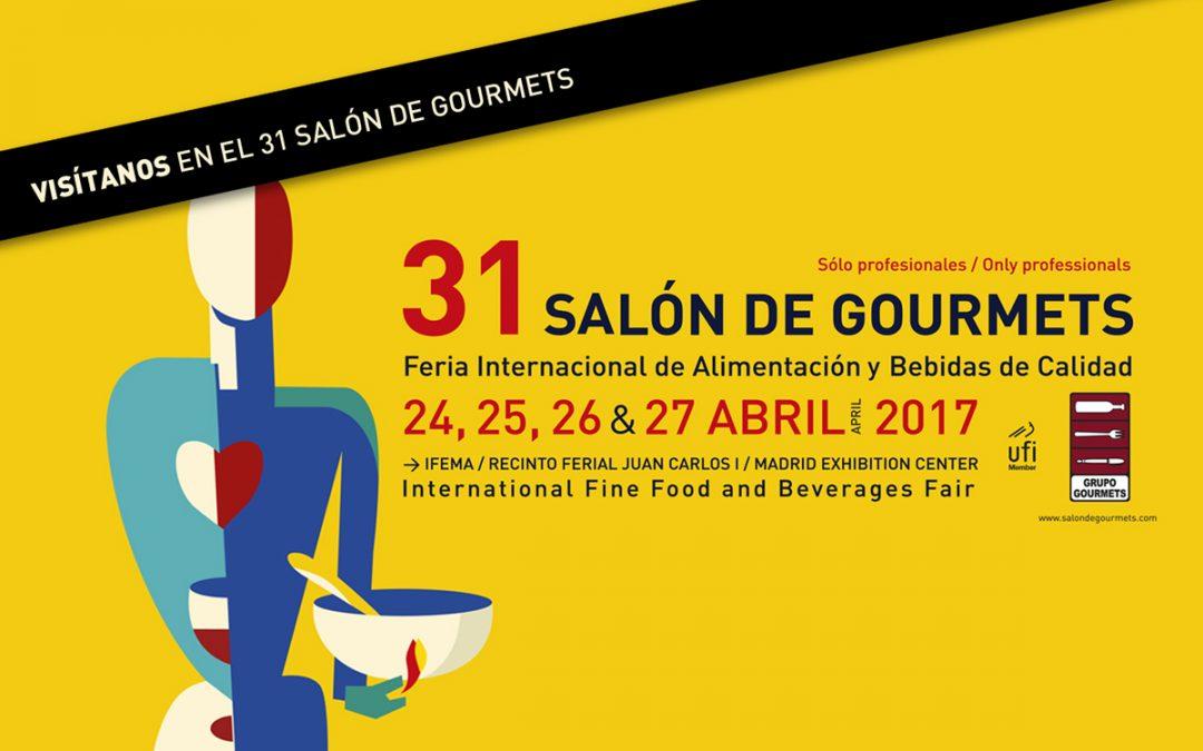L.Navarro Aperitivos y delicatessen presente en el 31 Salón de Gourmets